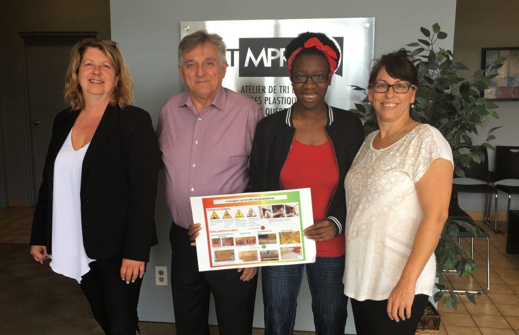 Visite du député Yves Robillard- ATMPRQ