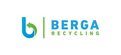 Logo Berga recycling