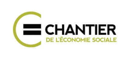 Logo Chantier de l'économie sociale
