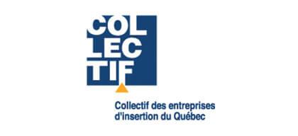 Logo Collectif des entreprises d'insertion du Québec